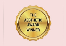 aesthetic award winner